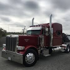 2017 Peterbilt 389 Diamond Red!!! | Semi Truck Photos | Pinterest ...