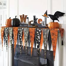 Stockings Are Not Just For The Mantel Halloween