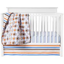 Bacati Crib Bedding by Sports Crib Set Sports Crib Bedding Set Bacati A2zchild