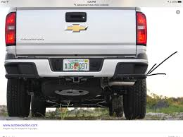 New 2016 Colorado - Rear Bumper Step - Chevy Colorado & GMC Canyon Truck Accsories Running Boards Brush Guards Mud Flaps Luverne Black Rear Bumper Ptector Hitch Step Aobeauty Vanguard General Motors Cornerstep Info Gm Authority 7530601a Amp Research Bedstep Bumpertailgate Dodge Ram 2009 Moroney Body Photo Gallery Cap World Official Home Of Powerstep Bedstep Bedstep2 Buy Proauto Bar Light With 12 Led Per Piece For Chevrolet Welcome To Iron Cross Automotive American Made Bumpers And New 2016 Colorado Chevy Gmc Canyon Lund Innovation In Motion Bedstep2 Retractable Ships Free