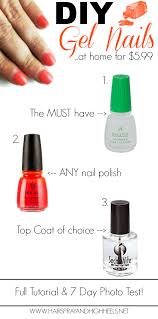 DIY Gel Nails | Diy Gel Nails, Salons And Forget Best 25 Nail Polish Tricks Ideas On Pinterest Manicure Tips At Home Acrylic Nails Cpgdsnsortiumcom Get To Do Your Own Cool Easy Designs For At 2017 Nail Designs Without Art Tools 5 Youtube Videos Of Art Home How To Make Fake Out Tape 7 Steps With Pictures Ea Image Photo Album Diy Googly Glowinthedark Halloween Tutorials