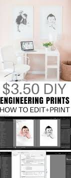 14 Engineering Prints For Your Walls Frame Included