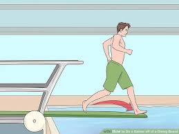 Image Titled Do A Gainer Off Of Diving Board Step 2