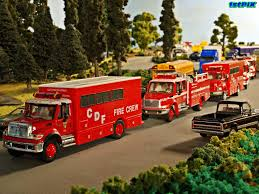 1/87 CDF Fire-Rescue Convoy | A California Department Of For… | Flickr Amazoncom 148 Scale Diecast Alloy Pull Back Fire Engine Rescue Kidsthrill Bump And Go Electric Chunky Vehicles Set 3 Pack Boley Cporation Vintage Boley Hoscale 187 Crew Fire Truck 18728606 Station Rollout A Photo On Flickriver Cheap Toy Truck Find Deals Line At Alibacom Intertional Emergency Crew Cab Pumper Retired 1 Maisto Line Tractor Trailer Brigade Lighted Ho 7000 Cdf Youtube Intl Trucks 1889903841 Breno Truck Or Fighter For Kids Push And Lot Of 5 1904576679
