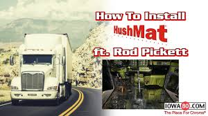 How To Install HushMat Ft. Rod Pickett - YouTube Pickett Customs 389 Semi Crazy Pinterest Trucks Custom Trucks Pin By Scott Smeaton On Petes Kws Rigs Added A New Photo Bolt Air Ride Gen 3 12 Gauge Customized 1999 Peterbilt 379 Isnt Your Normal Work Truck Doug Gerhardt Lgecarmag One Gditch 104 Magazine Home Facebook Modified Mini Stock Photos