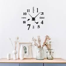 Horloge Mural 3d Achat Vente Pas Cher Horloge Murale Achat Vente Horloge Murale Pas Cher Cdiscount