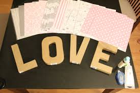 Michaels Crafts Wedding Decorations by Diy Paper Mache Letters Mikado Weddings