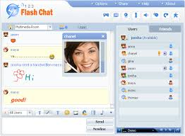live web chat rooms