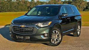 2018 Chevrolet Traverse – Driven Review Top Speed