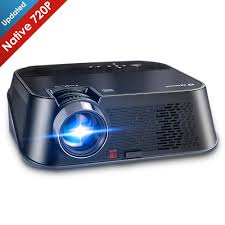 100 Bright Home Theater Zeacool HD Video Projector Super 3500 Lumens Projector Supports 1080P Full HD Compatible With Fire TV Stick Roku PS4 Smart