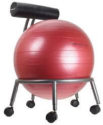 Safco 4750 Zenergy Ball Chair by Exercise Ball Office Chair Sitting On An Exercise Ball Vs Sitting