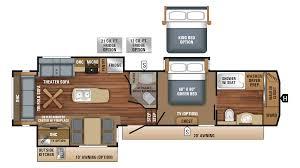 Jayco 2014 Fifth Wheel Floor Plans by 2018 Jayco Eagle 336fbok Model