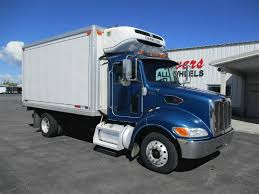 2010 Peterbilt 337 Refrigerated Truck For Sale, 266,500 Miles ...