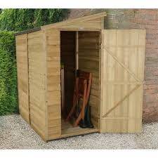Cheap Shed Cladding Ideas by Pent Roof Wooden Sheds U2013 Next Day Delivery Pent Roof Wooden Sheds