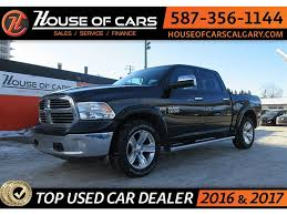 Pre-Owned 2015 Ram 1500 SLT Crew Cab SWB 4WD Truck In Airdrie #429-6 ...