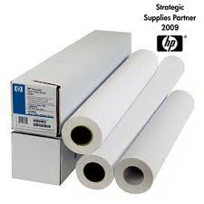 HP Carta Per Plotter Universale Rif Q1397A 80 Gmq Lunghezza