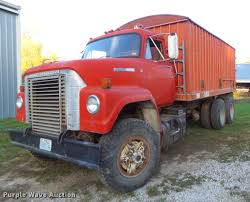 1975 International 2050 Grain Truck | Item DB9951 | SOLD! No...