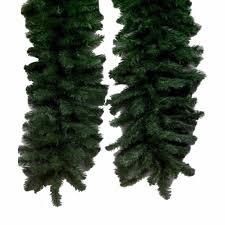 Vickerman Vienna Twig Christmas Tree by Amazon Com Vickerman Douglas Fir Garland Unlit 50 Feet Green