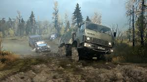 100 Truck Mudding Games Trailer For New Spintires Mudrunner Game Looks Like Down And Dirty