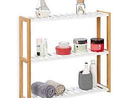 cabinets cabinet hardware wandregal 54x60x15cm bambus bad