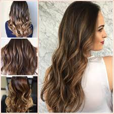 Hair Color Trends 2017 For Spring Summer Women