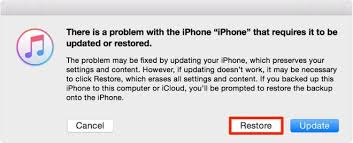 How to reset and into a locked iPhone or iPad