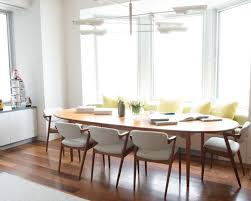 large oval table window seat large oval seat table