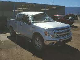 1FTFW1EF9EKG57547 | 2014 GRAY FORD F150 SUPER On Sale In CO ...