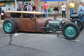 Street Rods – Part 2 – Rat Rods | These Days Of Mine