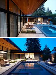 100 L Shaped Modern House The Design Of This In California Was Inspired By The
