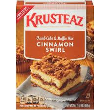 Krusteaz Pumpkin Pie Bar Calories by Fall Baking Walmart Com