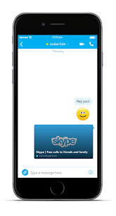 Skype for iPhone gains link previews Apple Watch app adds