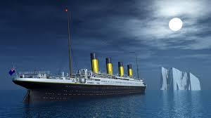 Sinking Ship Simulator The Rms Titanic by Extra Extra Titanic Sinks Scholastic