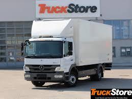 100 Truck Store MERCEDESBENZ Atego 1218 4x2 Closed Box Truck