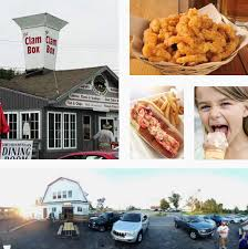Dresser Hill Dairy Charlton Ma by The Clam Box Best Seafood Restaurant In Brookfield Ma