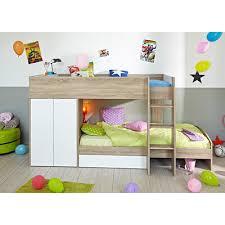 parisot stim twin over twin bunk bed reviews wayfair