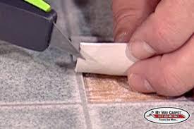Congoleum Vinyl Flooring Seam Sealer by Vinyl Repairs My Way Carpet Floors And More