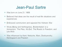 Major Existentialist Philosophers Soren Kierkegaard Is Known As The