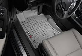 Honda Accord Floor Mats 2008 by Buy Weathertech W150 2008 2012 Honda Accord Black All Weather