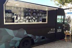 Tactile Coffee Is Downtown's Fantastic New Mobile Espresso Truck ...