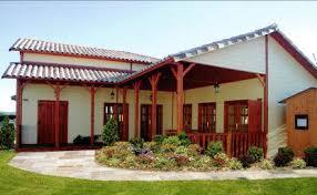 maison en bois préfabriquée