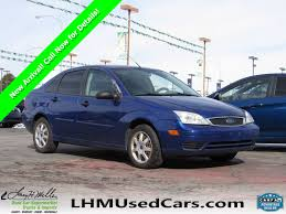 100 2005 Ford Trucks PreOwned Focus 4dr Car In Murray M8229A