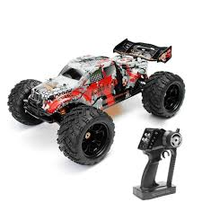 100 Racing Trucks US 33248 35 OFFDHK HOBBY 8384 RC Car 2030KV Brushless 18 4WD Off Road Truck 70kmh High Torque Servo Cars Toys Impact Resistant In