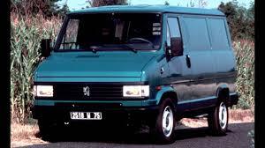 Peugeot J5 1990–94