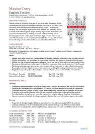 Cover Letter How To Make A Cv For Teaching Job Teacher 12751650 Resume Examples