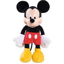 Mickey Mouse Potty Seat Walmart by Disney Classic Large Plush Mickey Mouse Walmart Com