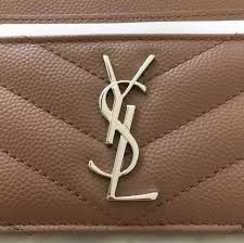 Saint Laurent Card Holder 20% Off With Coupon Code Extra20 Wallet