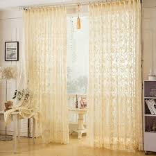 Chiffon Curtains Online India by Cheap Sheer Curtains Semi Sheer Curtains Sheer Curtains On Sale