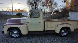 1953 International Harvester Pick Up Truck | 50s Cars For Sale ... Picking Up The Pieces Of A Classic Truck Wsj 1953 Intertional Pickup Harvester A Series Wikipedia Old Stock Photos No Reserve Wkhorse Trucks For Sale The Linfox R190 Three L Pickup R110 Newer Chassis Acautocruse Patina Man History Bus Company Kampat On Vacation 1955 Rseries