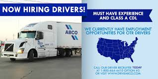Meet Tania, Your New Driver Recruiter - ABCO Transportation Truck Drivers Wanted Dayton Officials Take New Approach To We Are The Best Ever At Driver Recruiting With Over 1200 Best Ideas Of Job Cover Letter Pieche How To Convert Leads On Facebook National Appreciation Week 2017 Drive For Highway Militarygovernment Specialty Trailers Kentucky Trailer Blog Mycdlapp Find Your New With These Online Marketing Tips Fleet Lower Turnover Rate Mile Markers Company Safety Address Concerns Immediately